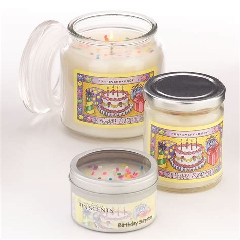 for every body soy jar candle large 21 oz birthday