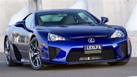 lexus lfa canada lexus lfa is the rarest car in canada autoevolution