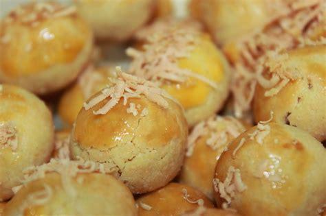 resep lebaran kue nastar variasi durian katalog kuliner