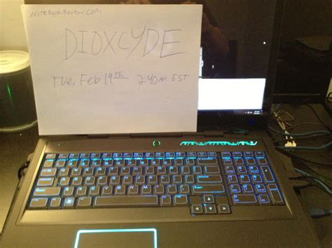 Laptop Custom sold selling trading custom alienware m17x r3 w gtx 485m and other upgrades and extras