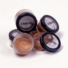 Simply Crushed Mineral Eye Colors by Emani Mineral Crushed Foundation 12 Color Dust Pack