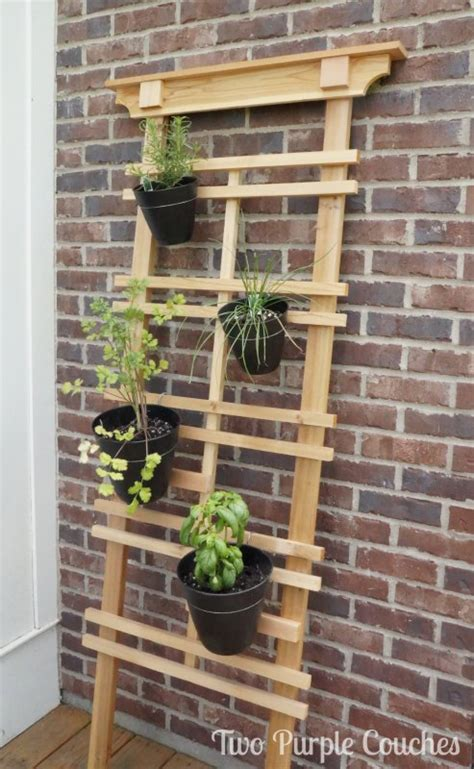 vertical garden trellis 10 diy projects to do this summer the big moon