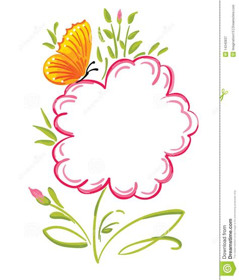 greetings to flower greetings royalty free stock photography image