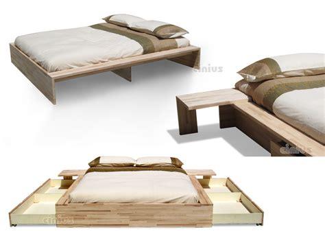 letto con cassetti letto comodo di cinius anche con cassetti salvaspazio
