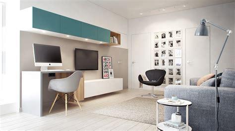 agréable Amenagement Petit Espace Cuisine #3: amenagement-petit-appartement-salon.jpg