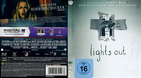 Bluray Lights lights out cover label 2016 r2 german custom