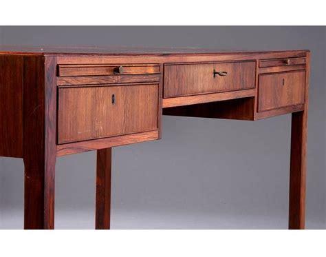 Large Standing L Scf 9907 1 rosewood desk circa 1960s for sale at 1stdibs