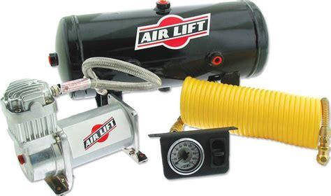 air lift 25690 air compressor system automotive
