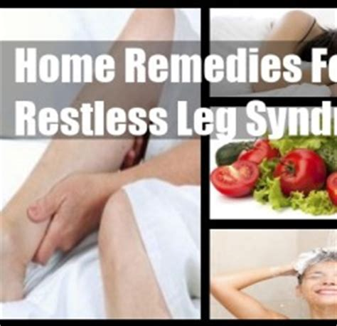 5 cures for restless leg treatments