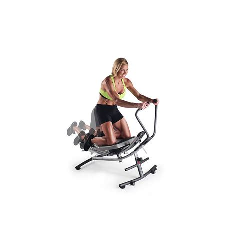 new healthrider home fitness abrider plus abdominal exercise workout equipment healthrider