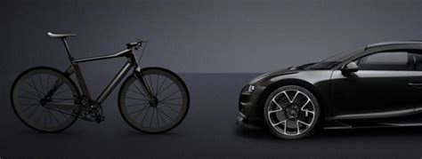 Bugatti Bike For Sale Bugatti Introduces The World S Lightest Bicycle That