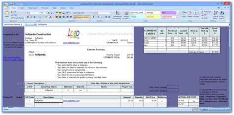 building estimator construction in irixpix construction estimating