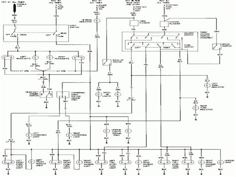 radio wiring diagram 2001 grand am k