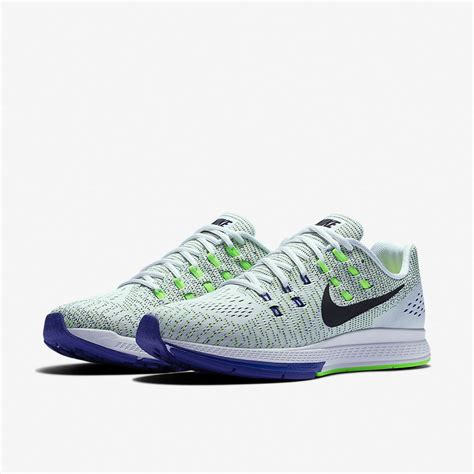 air running shoes nike air zoom structure 19 running shoes su16 40