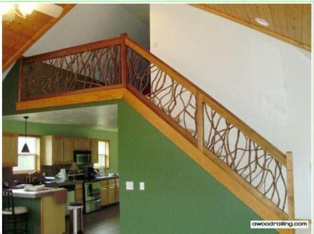 Interior Stair Railing Installation by Mountain Laurel Railing Part 27