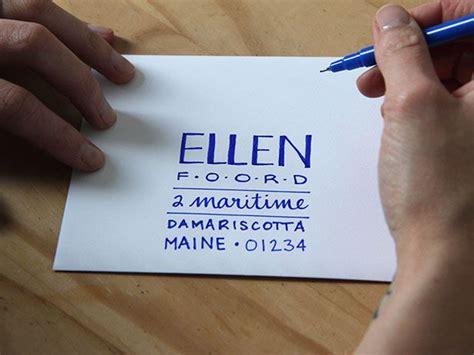 best 25 hand lettering envelopes ideas on pinterest