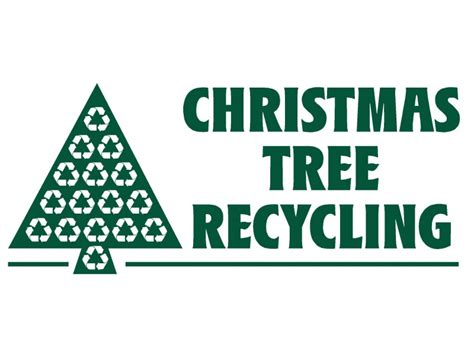 christmas tree recycling program frankfort park district