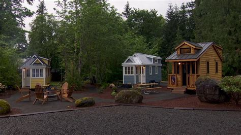 Small Home Villages Try Out Small Living At The Tiny House Katu
