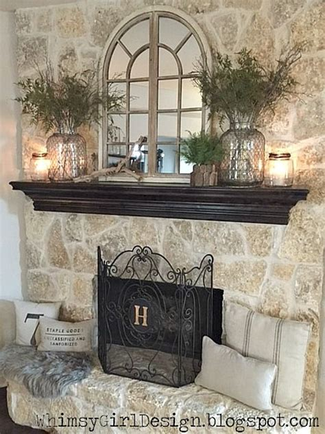 chimney decoration ideas mantle decorating on pinterest summer mantle decor