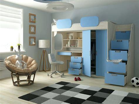 Kinder Hochbett Mit Schrank by Hochbett Mit Schrank Nest Treppe Und Schreibtisch Ikea