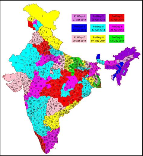 total no of seats in lok sabha lok sabha election 2014 results date in india