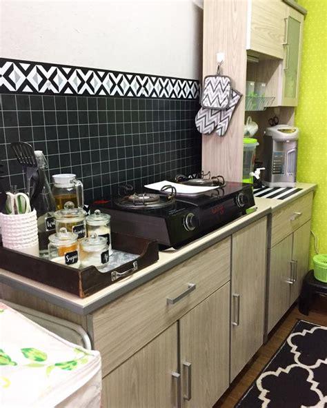 guna perabot basic  dapur sempit tapi  hasilnya