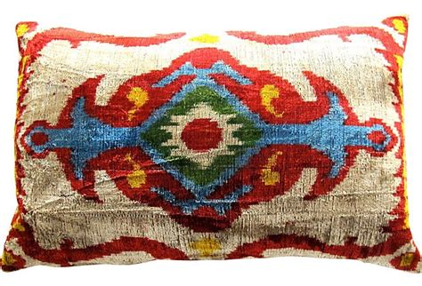 Uzbek Hand Embroidered Silk Suzani One Kings Lane | 37 best images about suzani on pinterest modern pillow
