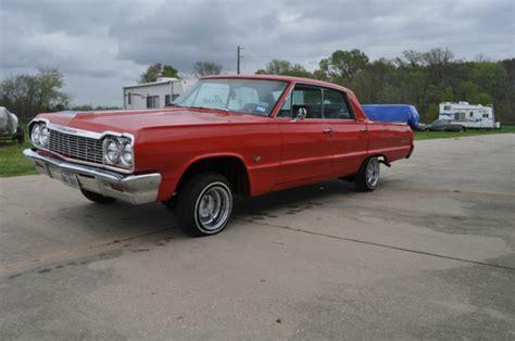 64 impala hydraulics for sale 1964 chevrolet impala 4 door sedan sport no post with