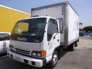 Isuzu Truck For Sale By Owner Salvage Isuzu Npr 4 8l 4 1999 Nuys Ca 91405 Usa