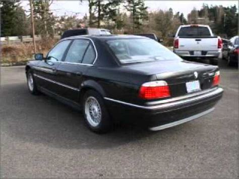 1995 Bmw 7 Series by 1995 Bmw 7 Series Burien Wa