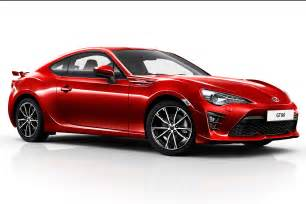 Toyota Britain Toyota Gt86 Updated For 2017 With Stiffer Chassis Auto