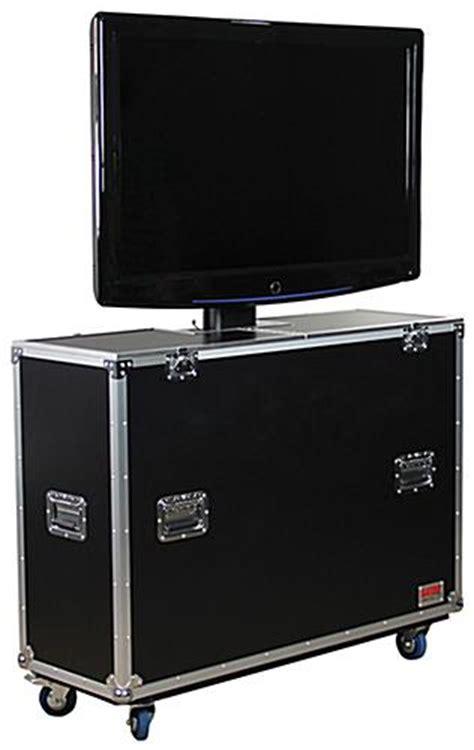 amazon tv lift television shipping case flat screen plasma monitor storage