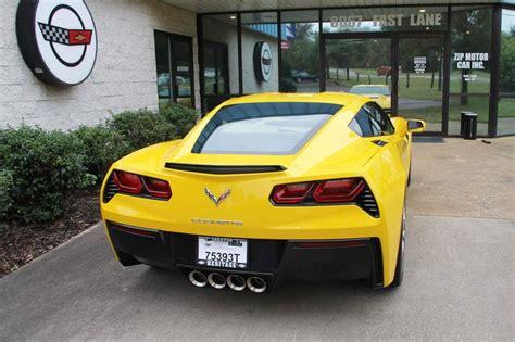 corvette c7 yellow yellow c7 corvette back c7 corvette pics