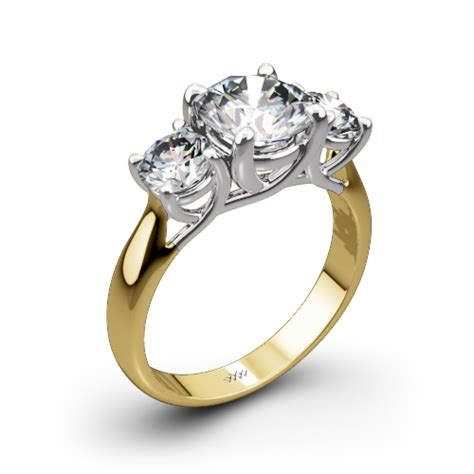 3 trellis engagement ring 1026