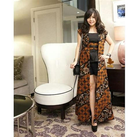 Bls356 Baju Wanita Blouse Batik Fashion Ootd Suryandhanu 17 best images about batik on day dresses models and jakarta