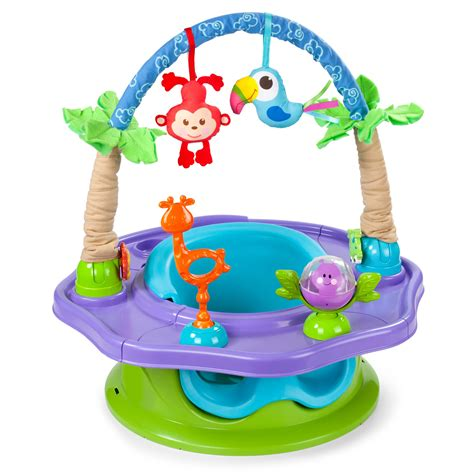 summer infant 3 stage superseat island giggles neutral summer infant 3 stage superseat deluxe giggles island