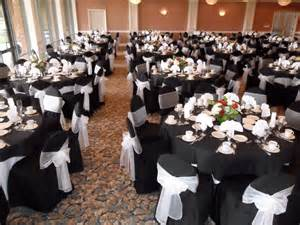 Wedding Chair Bows White Organza Bows For Chair Covers In Los Angeles And Orange County Ca