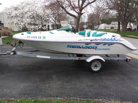 1996 seadoo challenger for sale sea doo challenger 14 1996 for sale for 500 boats from