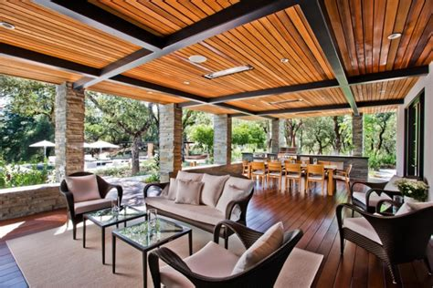 Outdoor Ceiling Ideas by 17 Outdoor Ceiling Designs Ideas Design Trends