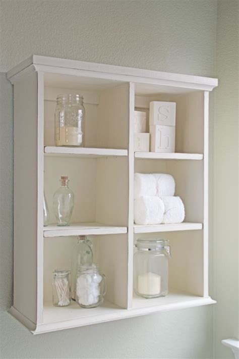 bathroom shelves diy best 25 bathroom shelves ideas on pinterest half