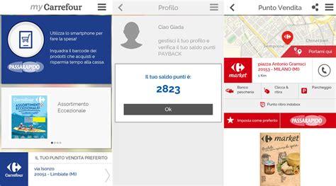 carrefour italia mobile anche carrefour ha la sua app ufficiale per windows phone