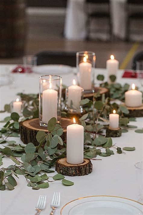 DIY Ohio Wedding for $10K   Wedding Centerpiece Ideas
