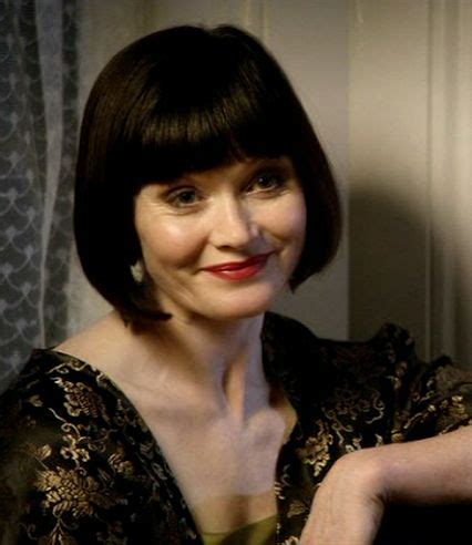 does essie davis wear a wig for miss fisher quot call me phryne though anyone else hardly does quot phryne
