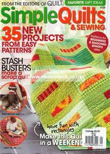 quilt magazine subscription buy at newsstand co uk