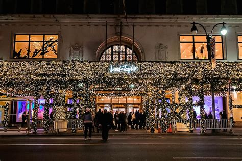 new york christmas lights the ultimate new york city holiday guide katie s bliss