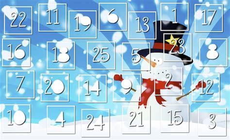 design online advent calendar online advent calendars calendar template 2016