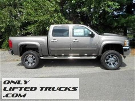 chevy southern comfort trucks for sale 2012 chevy silverado 1500 southern comfort lifted truck