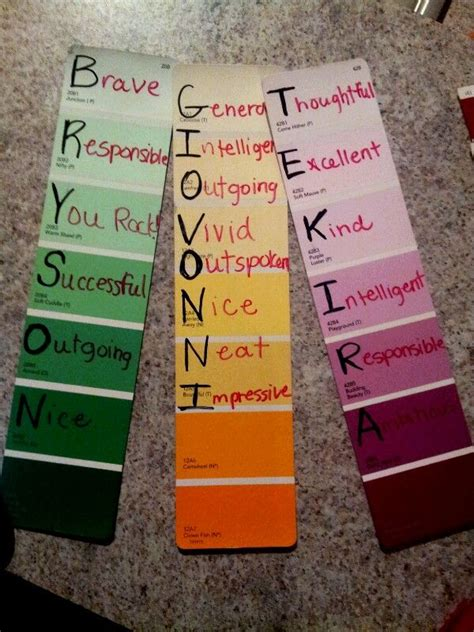 inexpensive student christmas gifts need a cheap gift for your students these are free write their names and adjectives