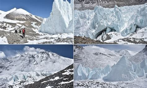 Travel Jumbo Frozen Trj a walk along the stunning magic highway to everest daily mail