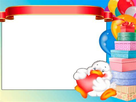 imagenes en png de cumpleaños marco foto cumplea 241 os 14 descargar marcos para fotos